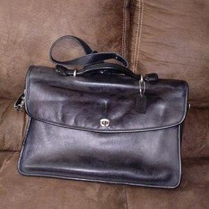 Vintage Coach Lexington Legacy Briefcase